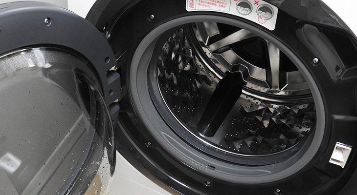知らず知らずのうちに汚れが溜まっている?洗濯機の掃除の仕方!